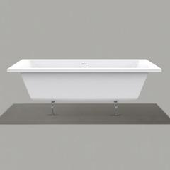Ванна акриловая Knief Culture Fit, 180x80, круглое отверстие перелива (040006806)