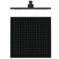 Верхний душ Showerheads 250 х 250 мм (цвет - чёрный матовый) 05020031
