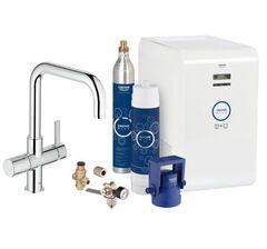 Набор смеситель для кухни с фильтром Grohe Blue® Professional 31324001