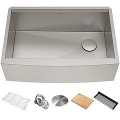 Кухонная мойка c аксессуарами Kraus Kore KWF210-30