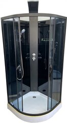 Гидромассажный бокс Diamond Premium GM 90х90х225 DP-210