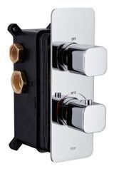 Смеситель термостатический для душа Q-Tap Votice 65T105NGC