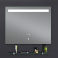 """Зеркало LAVA """"DeLuxe"""" 100*65 LED ZL0000124"""