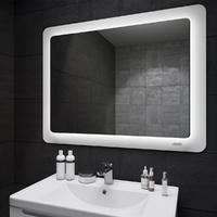 Зеркало для ванной комнаты Sanwerk УЛЬТРА КОСМО 118*83 БЕЛОЕ ZU0000143