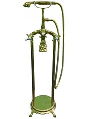 Напольный смеситель Veronis Bronze 02020