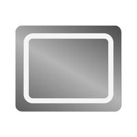 Зеркало светодиодное 70 см SANWERK LAVA ВЕГА ZL0000183