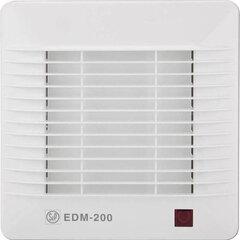 Вытяжной вентилятор Soler & Palau EDM-200 C 5211552400