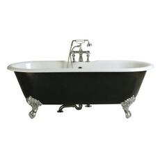 Ванна чугунная Heritage Buckingham 170 х 77 см + ножки