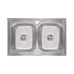 Кухонная мойка Imperial 5080 Decor IMP5080DECD