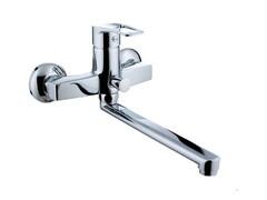 Смеситель для ванны с L - изливом Imprese Lidice 35095