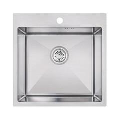 Кухонная мойка Imperial D5050 Handmade IMPD5050H10