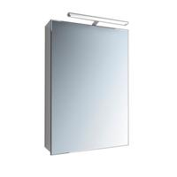 Зеркальный шкафчик Marsan с LED подсветкой Therese-1 800х550х150