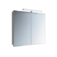 Зеркальный шкафчик Marsan с LED подсветкой Therese-3 650х900х150