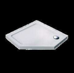 Душевой поддон DEVIT Comfort 90х90 пятиугольный FTR0123