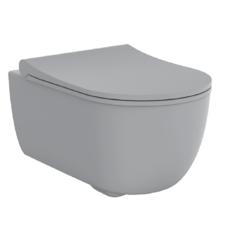 Унитаз подвесной без ободка DEVIT 3020140G ART 2.0 soft-close