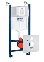 Инсталляция Grohe Rapid SL комплект 3-в-1 для унитаза 3884000G