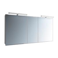 Зеркальный шкафчик Marsan 650х1500х150 с LED подсветкой Therese-5