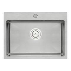 Кухонная мойка Q-tap D5843 2.7/1.0 мм (QTD584310)