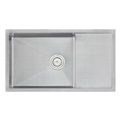 Кухонная мойка Imperial QTD784412 mm кухонная мойка (интегрированная) Satin