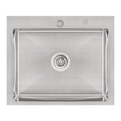 Кухонная мойка Lidz H6050 Brush 3.0/1.0 mm LIDZH6050BRU3010