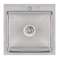 Кухонная мойка Lidz H5050 Brush 3.0/1.0 mm LIDZH5050BRU3010