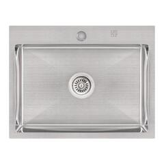 Кухонная мойка Lidz H5845 Brush 3.0/1.0 mm LIDZH5845BRU3010