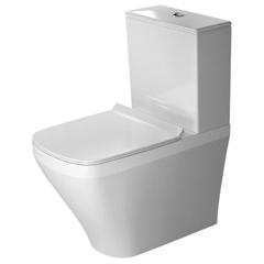 Чаша напольного унитаза Duravit Durastyle без бачка и без сиденья, с универсальным выпуском, цвет белый 2155090000
