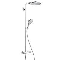 Душевая система Hansgrohe Raindance Select S 240 1jet P 27633000