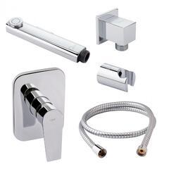 Гигиенический душ QTAP QTSTCRM102SET