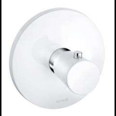 Смеситель для ванны с термостатом Kludi Balance White 527299175