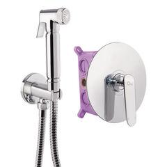 Гигиеничный душ скрытого монтажа QT Inspai-Varius CRM QTINSVARV10440101