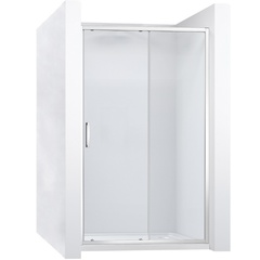 Душевая дверь Rea Slide Pro 110x190 безопасное стекло, прозрачное (REA-K5304)