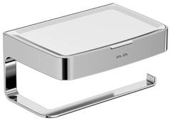 Бумагодержатель AM.PM Inspire V2.0 с коробкой, хром (A50A341500)