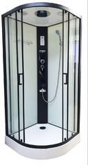 Душевой бокс Veronis BN-4-100 white 100х100х215