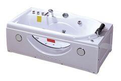 Ванна IRIS прямоугольная с гидромассажем 168*85*66 мм TLP-634-G