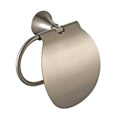Держатель туалетной бумаги с крышкой Kraus KEA-11126BN