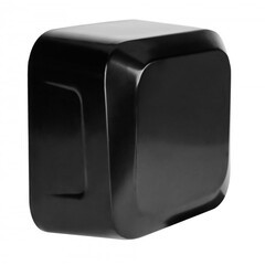 Сушилка для рук чёрный металл 1350 Вт POWER PW-B
