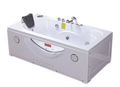 Ванна IRIS прямоугольная с гидромассажем 168*85*66 мм TLP-633-G