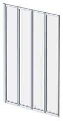 Шторка на борт ванны Am.Pm Like 100x140 WU80BS-100-140CT