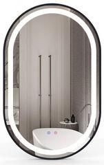 Зеркало овальное Volle 50x80 см 16-42-500B с подсветкой