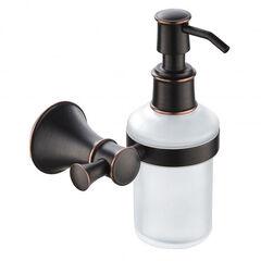 Дозатор жидкого мыла Imprese Podzima Zrala настенный бронза ZMK02170831