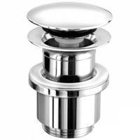Клапан донный Pop-up, хром, IMPRESE PP280stribro