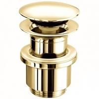 Клапан донный Pop-up, золото, IMPRESE
