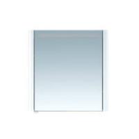 am pm Зеркальный шкаф с подсветкой AM.PM Sensation M30MCL0801WG левосторонний - белый глянец