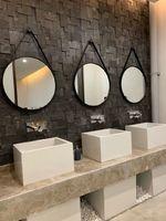 asignatura Зеркало 60 см LED 85401802 ASIGNATURA