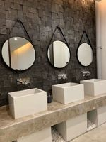 Зеркало 60 см LED 85401802 ASIGNATURA
