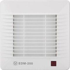 Вытяжной вентилятор Soler&Palau EDM-200 H 5211558100