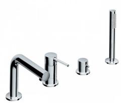 Смеситель для ванны Eurorama Net 145250C
