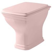 Напольный унитаз Artceram Civitas, pink acquarello CIV002 33; 00