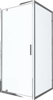 Душевая кабина AM.PM Like Square W80G-303-090MT 90x90 прозрачное стекло
